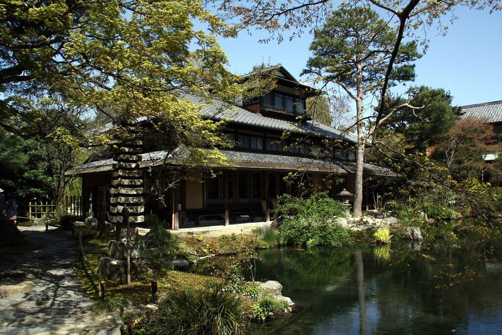 Hakusasonso Hashimoto Kansetsu garden and museum