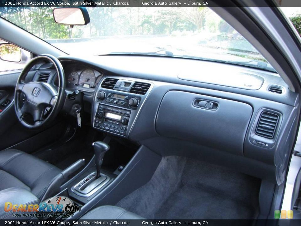 Lovely ... 2002 Honda Accord EX V6 Coupe (interior) | By Cargeek74
