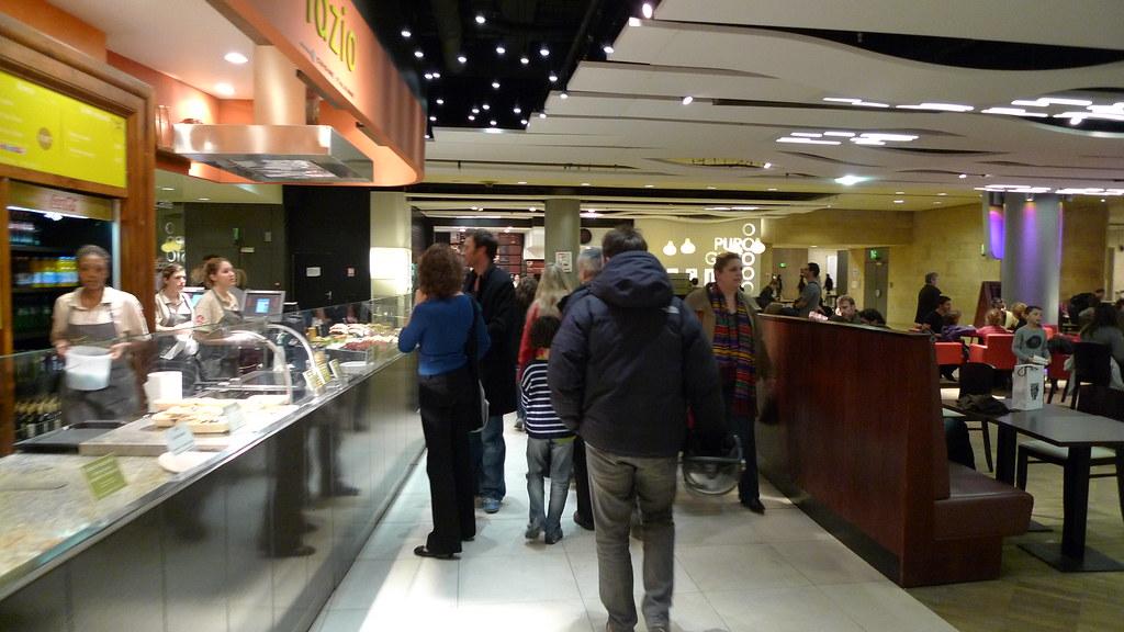 Restaurants du monde le caroussel du louvre galerie comm for Restaurant cuisine du monde paris