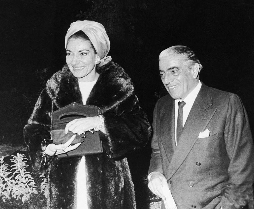 Αποτέλεσμα εικόνας για Onassis Callas