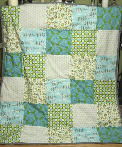 Finished Quilt | by niftyfoodie