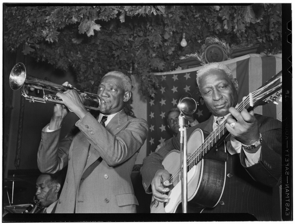 Leadbelly - Library Of Congress Recordings