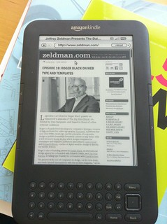 Kindle browser | by Jeffrey