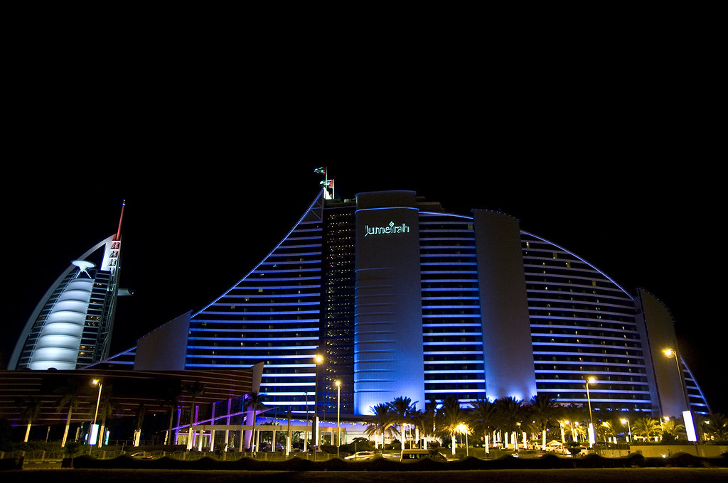 Jumeirah Beach Hotel Website