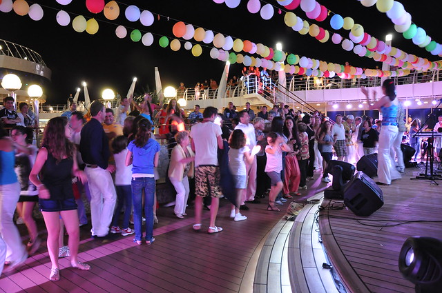 Party On A Cruise Ship  Flickr  Photo Sharing