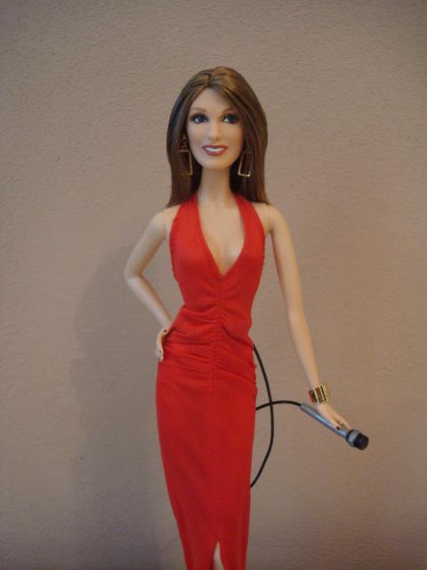Celine Dion Celine Dion Doll Pattidolls Flickr