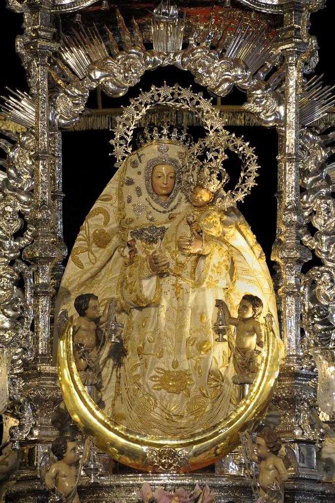 Nuestra Se 241 Ora La Virgen Del Pino Teror D 237 A De Las