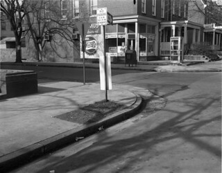 Rowland and Main Streeets, southeast corner | by The Library of Virginia