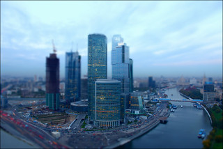 Moscow in miniature | by Kate_Lokteva