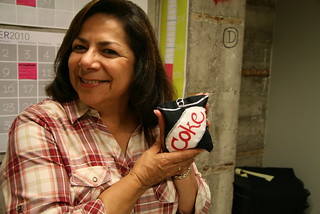 Alicia Creates a Corn Bag Soda Can | by peopleagainstdirty