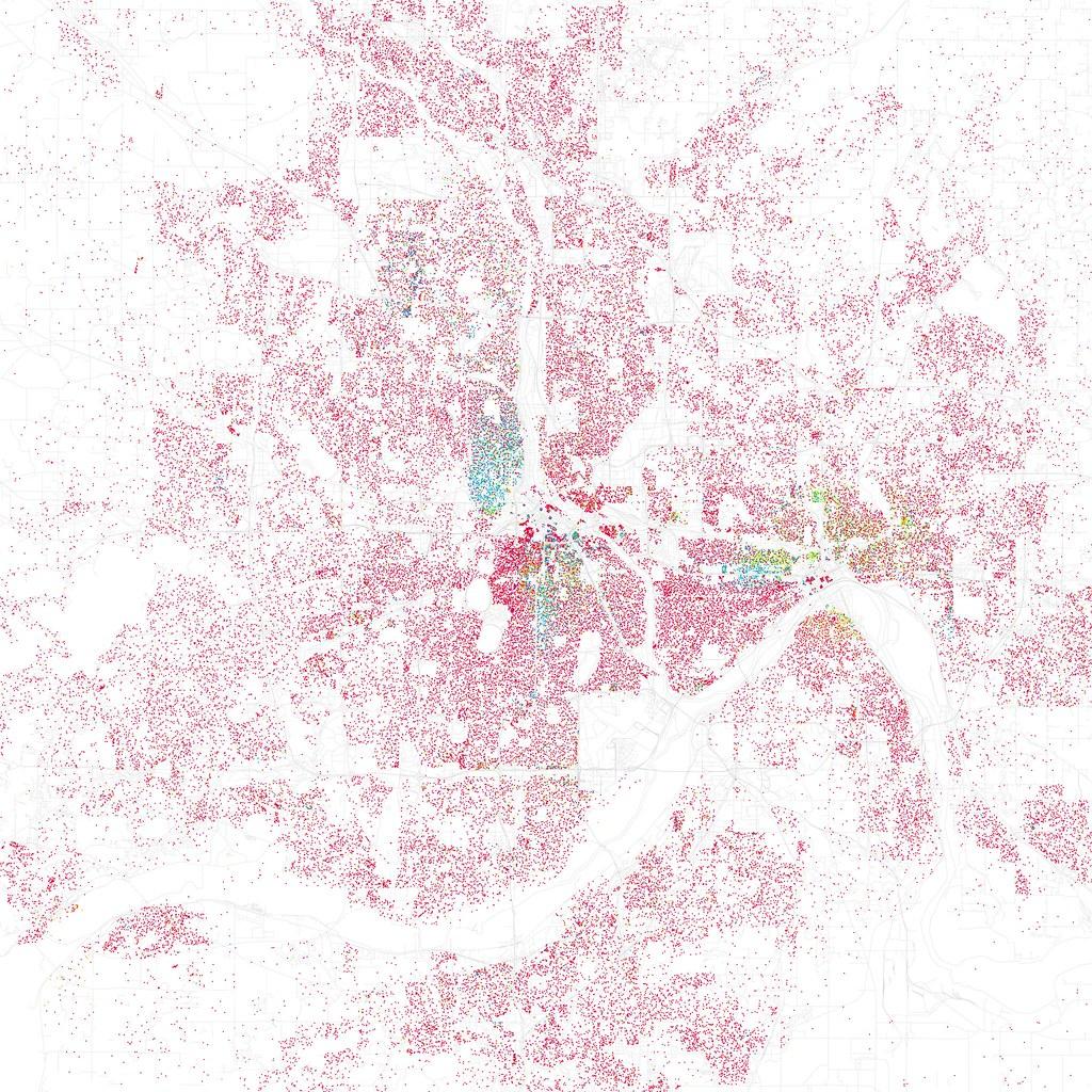 Us Race Map Globalinterco - Minneapolis on us map