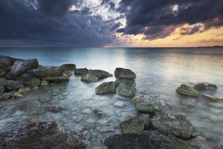 Bahama Beach - Deadman's Reef - West End, Grand Bahama Island | by D Breezy - davidthompsonphotography.com