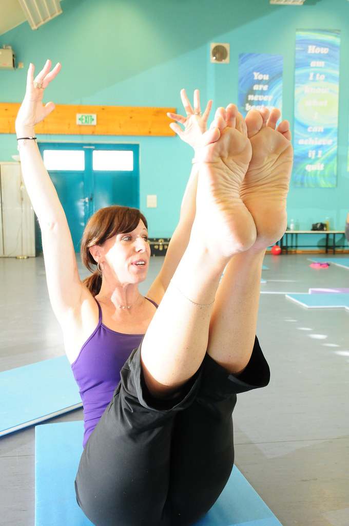 Pilates Class At Phv Activity Center Stasia Bryant
