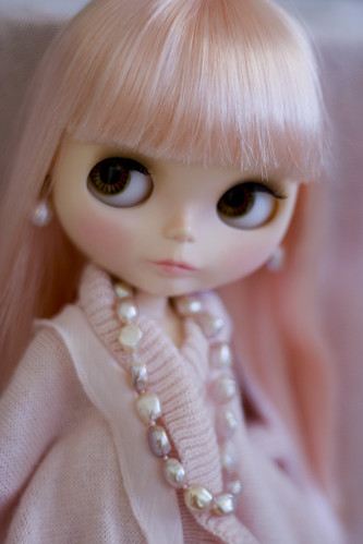 pearl pink | by JennWrenn