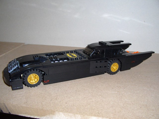 lego batman 3 batmobile - photo #13