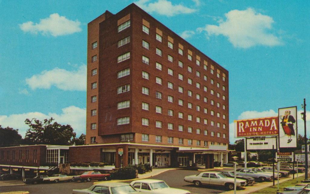 Ramada Inn Downtown - Tuscaloosa, Alabama
