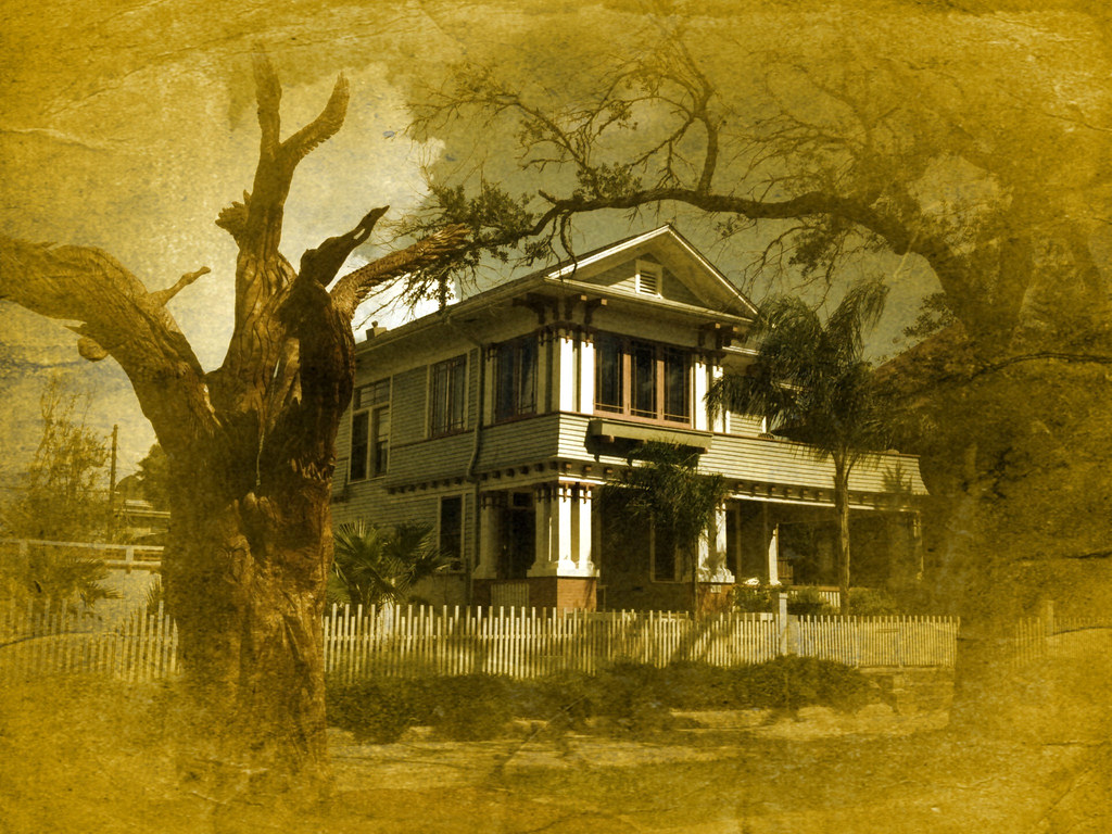 Home Historic History Homes Victorian Haunted House White