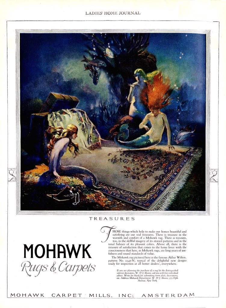 1927 - Mohawk Rugs & Carpets