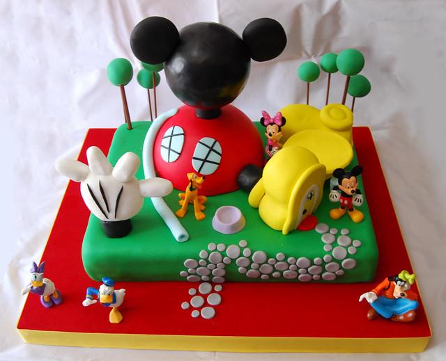 Ver foto de torta de miki maus - Imagui