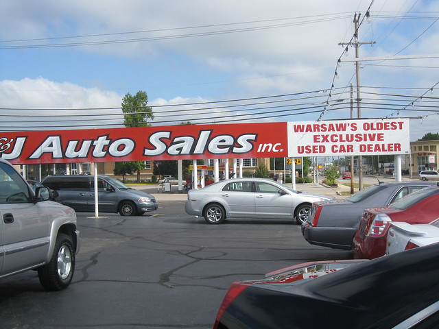 n j auto sales warsaw in by friscocali flickr photo sharing. Black Bedroom Furniture Sets. Home Design Ideas
