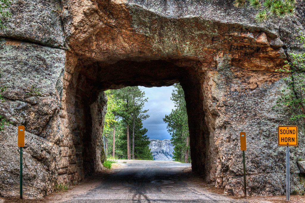 Mount Rushmore Nationa...
