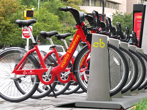 DC Capital Bikeshare - CaBi | by James D. Schwartz