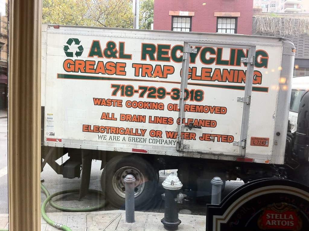 Grease Trap Cleaning Long Island