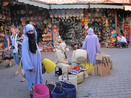 Morocco market | by Aromahead Institute