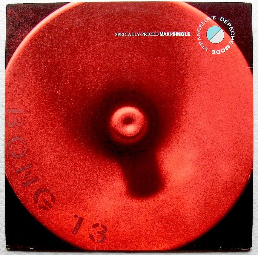 Depeche Mode Strangelove