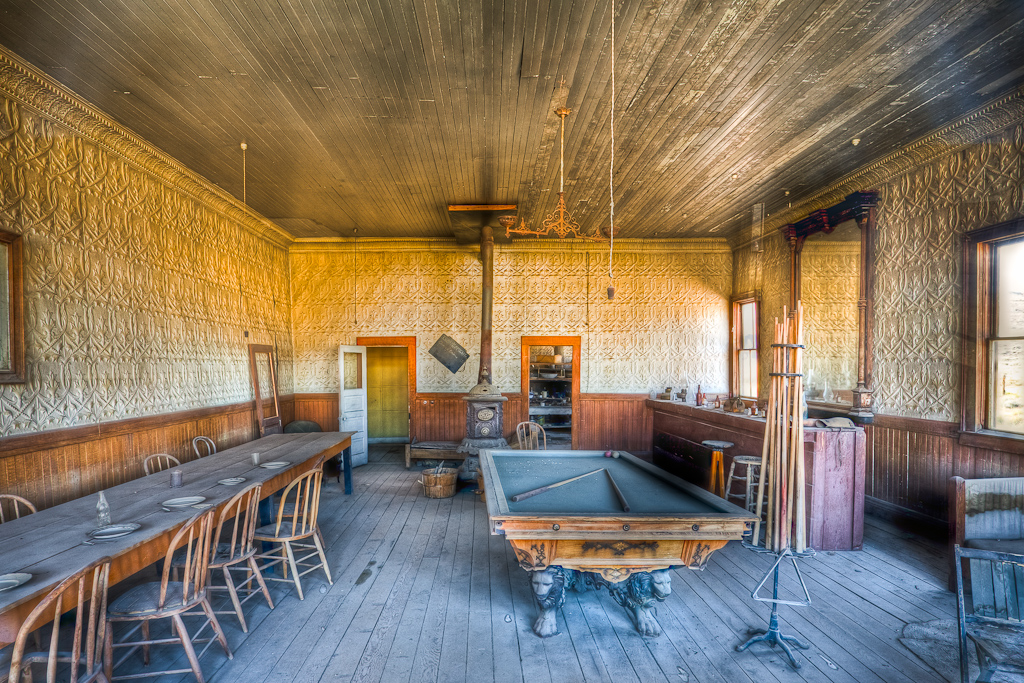 Saloon In Bodie The More I Look At This Picture The