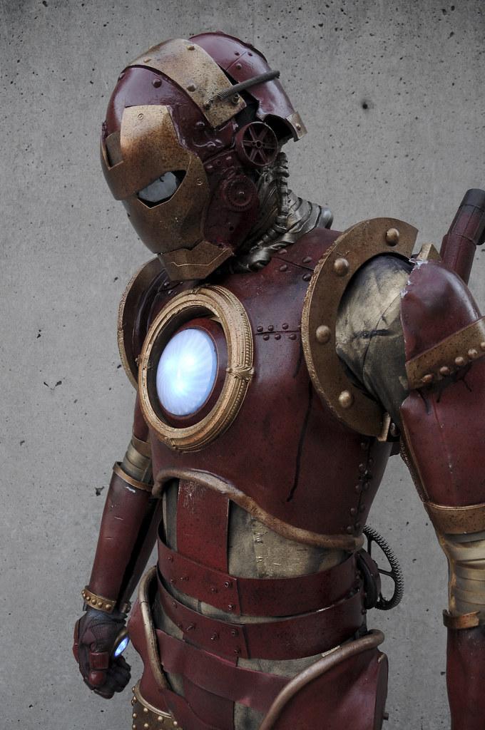marvel costume contest winner