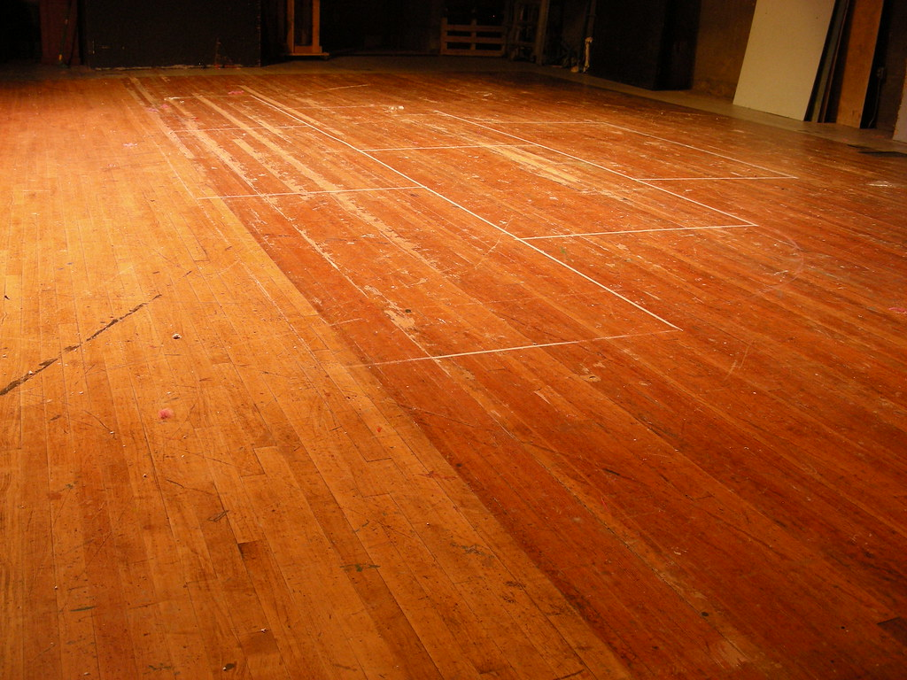 stage floor 3d - photo #18