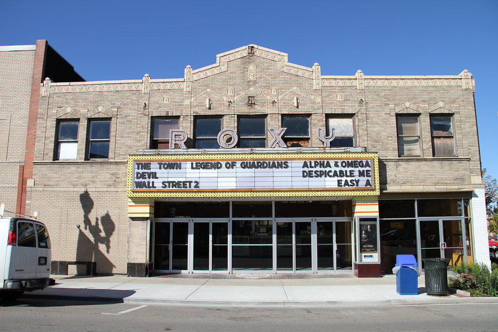 ottawa il ottawa illinois roxy theatre movie theater l