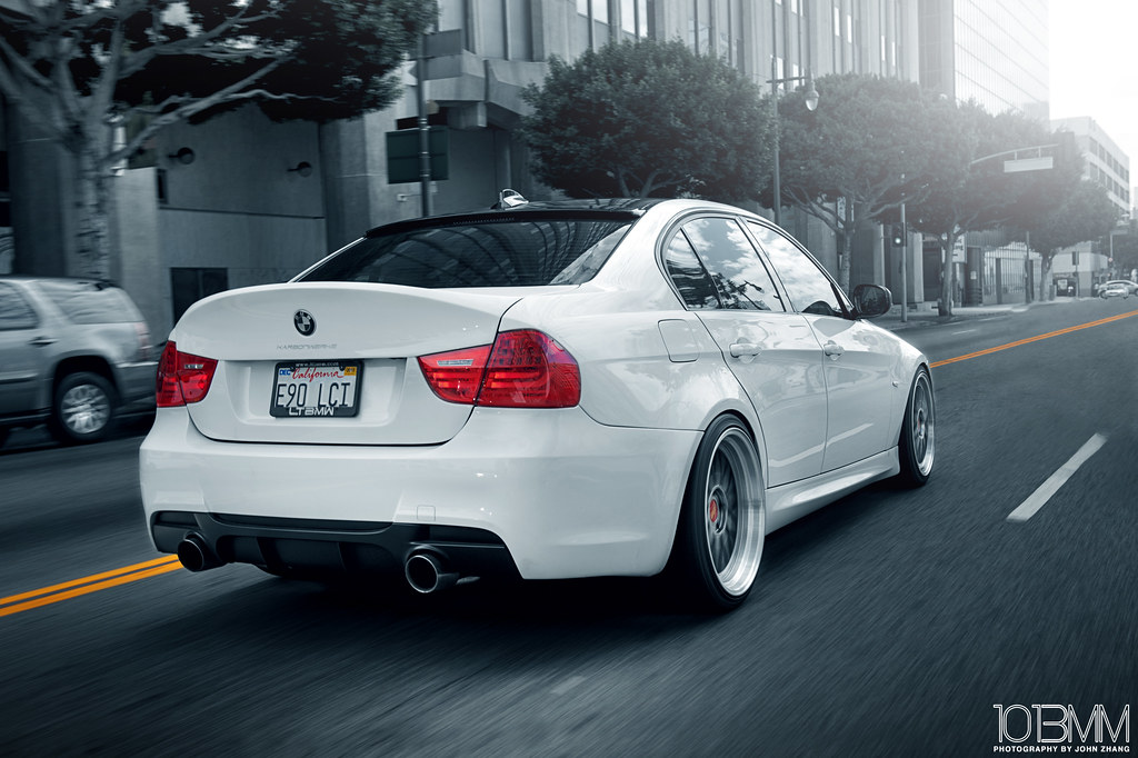 Widebody Bmw 335i Sedan Amp Coupe 1013mm Com Blog 2010 10