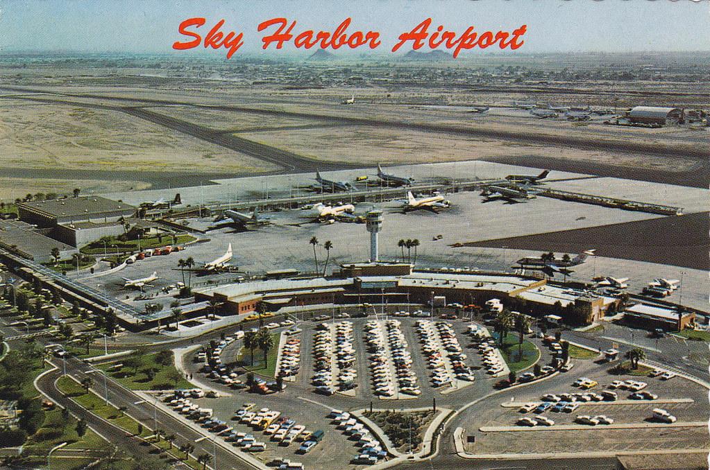 Rental Car Phoenix Az Sky Harbor