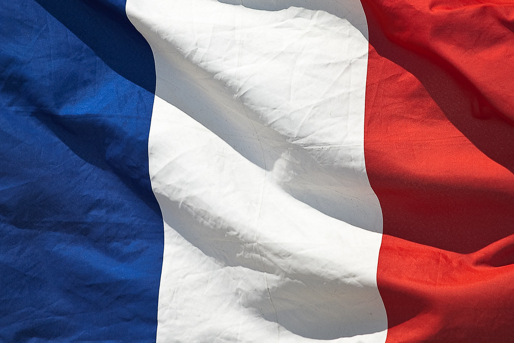 Bandiera Francese French Flag Paolo Bertazzoni Flickr