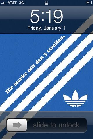 Adidas Prop Adidas Iphone Wallpaper Custom Designed Iphon Flickr