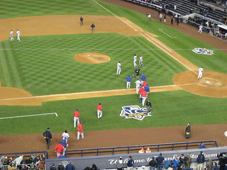 Rangers vs. Yankees | by Stacey Huggins