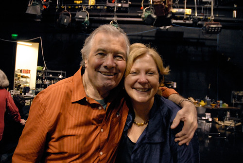 Jacques Pepin and Tina Salter | by bayareabites