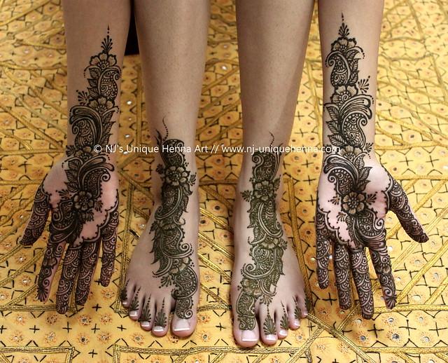 Bridal Mehndi Rates Nj : Shifa s bridal henna nj unique art flickr