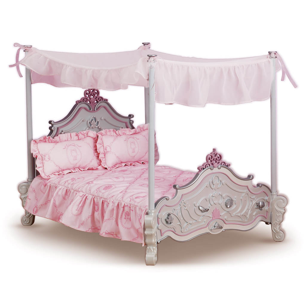 Canopy Bedroom Sets Girls princess canopy bed