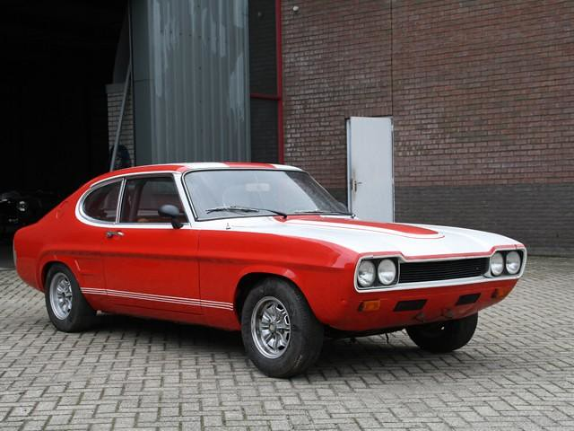 1971 ford capri 2600 rs willem s knol. Black Bedroom Furniture Sets. Home Design Ideas