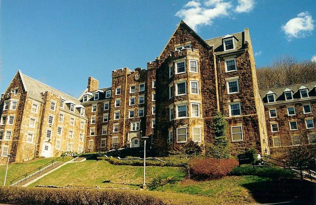 Lehigh University My Room In Dravo House D 305 Was In