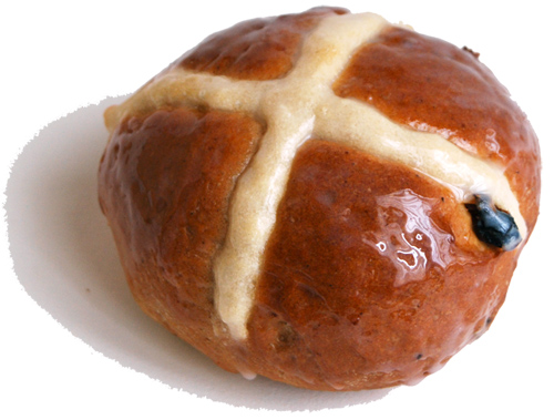 Hot cross bun | Flickr - Photo Sharing!