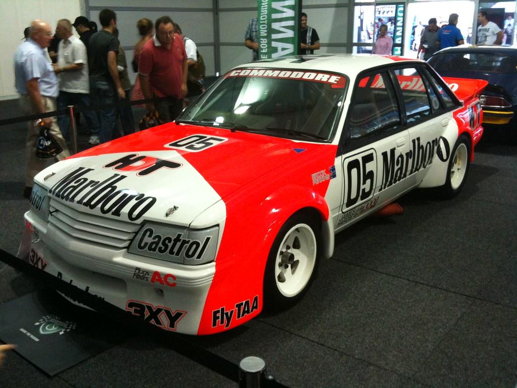 1984 Holden Vk Commodore Group C Outright Winner 1984 Ja