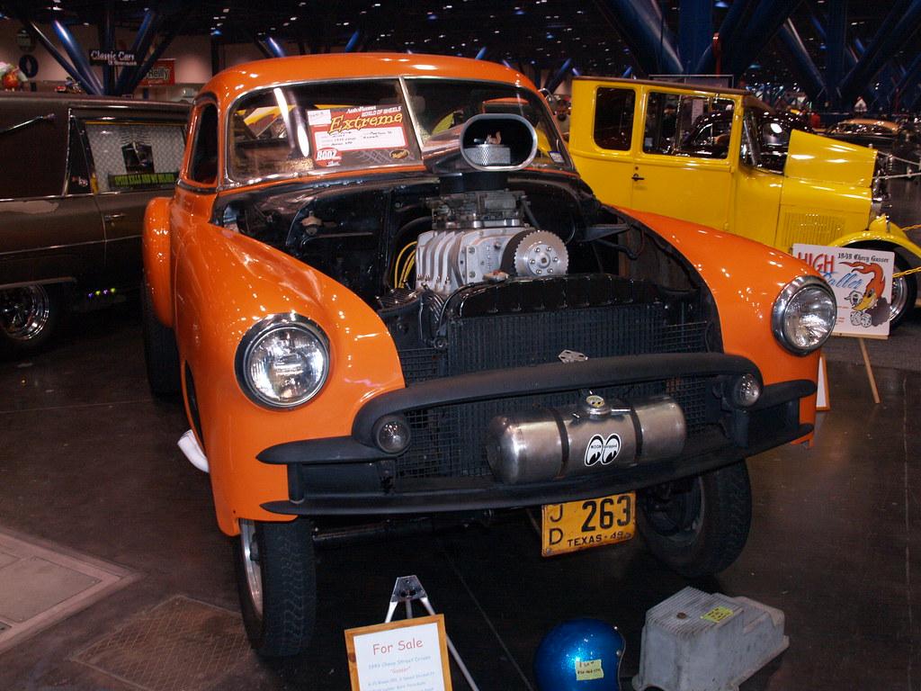 Houston Texas 51th Annual O\'Reilly Auto Parts Autorama Nov… | Flickr