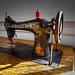 Ornamental Design...Singer Sewing Machine
