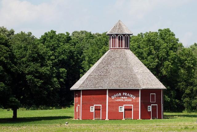 Door Prairie Barn Hwy 35 Laporte Indiana Door Prairie