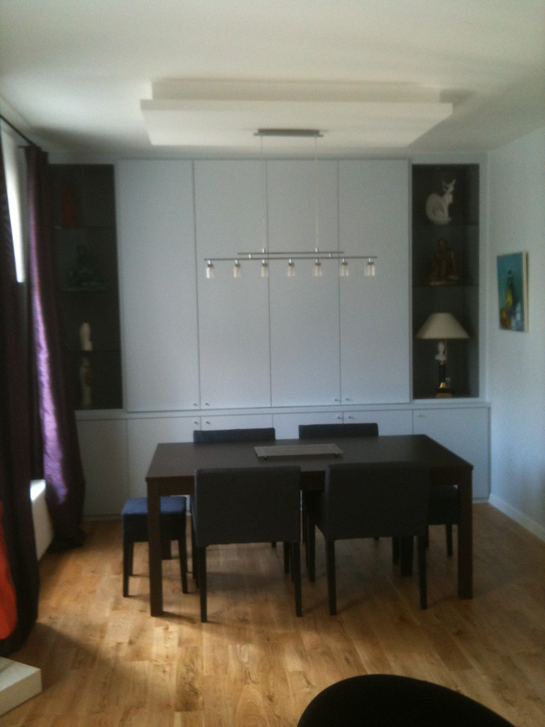 D corateur d 39 int rieur paris salle manger d corateur d for Decorateur interieur home staging