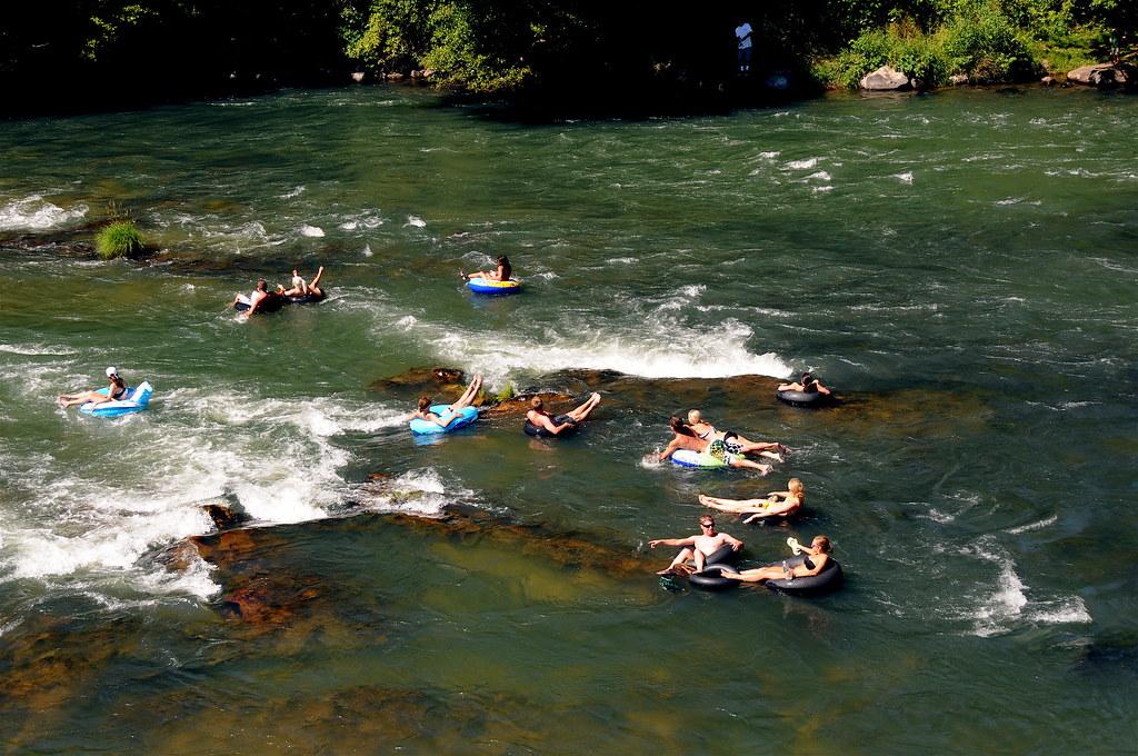 Eugene Oregon Willamette River Summer Don Hankins Flickr